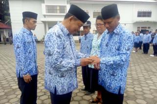 Bupati Torut minta ASN maksimalkan pelayanan masyarakat