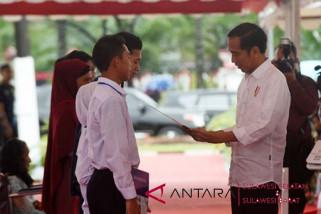 Presiden Jokowi imbau bansos tidak disalahgunakan