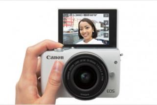 Canon luncurkan kamera mirrorles bagi pengguna medsos