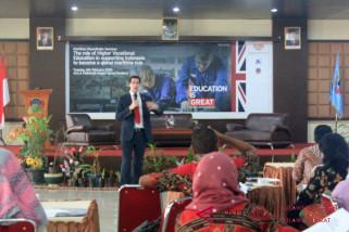 Kedutaan Inggris tawarkan lima pegembangan kemaritiman