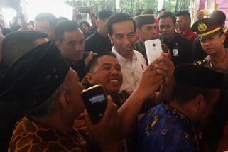 Kunjungan Presiden Joko Widodo