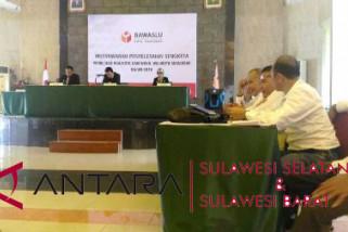 Panwaslu tolak permohonan paslon Wali Kota Makassar