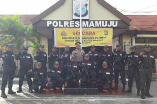 122 personil Polres Mamuju amankan kegiatan gereja