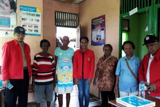 Tim Unhas edukasi kader polindes Asmat Papua