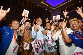 Prof Andalan menang di Sulawesi Selatan
