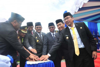 Gubernur imbau masyarakat Pinrang jaga pilkada damai