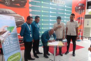 Kalla Toyota Palopo gandeng BPJS Ketenagakerjaan