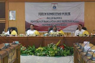 Sulbar susun RPKD melalui konsultasi publik