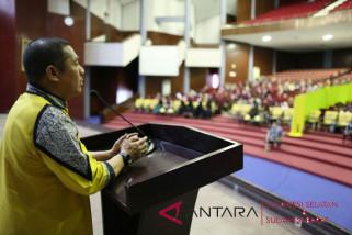 wali kota apresiasi seminar nasonal darurat LGBT