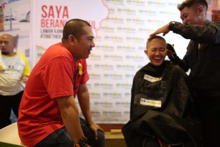Wawali Makassar ajak masyarakat peduli kanker