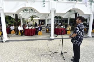 Gubernur bantah tunjuk ruslan abu Plh Sekda