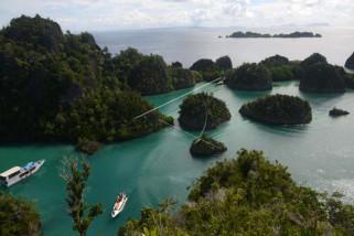 Perluasan jaringan Telkomsel daerah wisata
