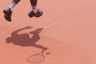 Petenis papan atas ramaikan kejurnas tenis Makassar