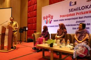 Pemkot Makassar minta masukan pencegahan pernikahan dini