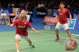 Indonesia loloskan tiga wakilnya di Orleans Masters