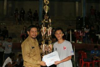 Pemkab Toraja Utara dukung turnamen futsal