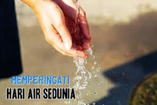 Peringatan hari air dunia dipusatkan di Luwu