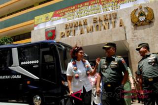 Kunjungan OASE Kabinet Kerja di Makassar