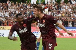 Guy Junior menangkan PSM atas Borneo FC 1-0