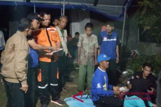 Sekda Sulbar kunjungi korban banjir di tenda darurat