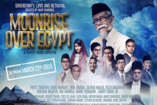 Resensi film -- Perjuangan  diplomasi Agus Salim di Mesir