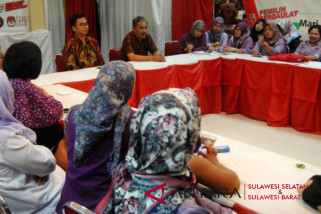 Keterlibatan perempuan dalam seleksi anggota KPU Sulsel