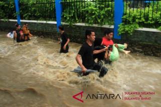 Korban banjir bandang Mamuju sebanyak 3.322 jiwa