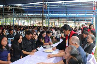 Umat Kristiani Toraja Utara rayakan Jumat Agung