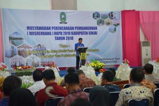Pemkab Sinjai gelar Musrenbang RPKD 2019
