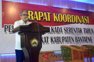 Plt Bupati Bantaeng harap pilkada serentak sukses