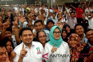 Pemaparan visi dan misi calon Wali Kota Makassar