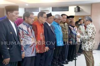 Gubernur Sulbar kukuhkan Dewan Riset Daerah
