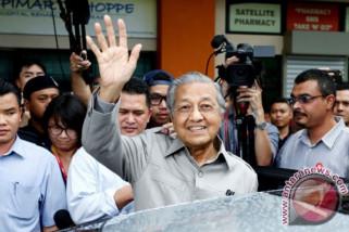 Mahathir akan dilantik jadi PM Malaysia setelah menang pemilu