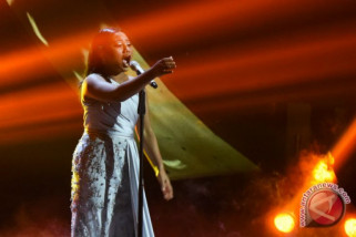 Maria juara Indonesian Idol 2018