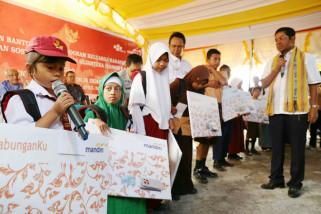 Mensos bantu Rp43 miliar di Pinrang