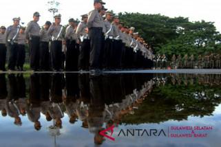 Apel Pengamanan Pilkada Makassar