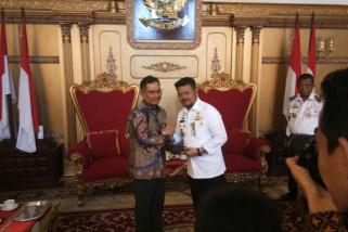 Gubernur puji kinerja Joko Pitoyo pimpin Pertamina