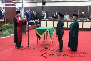 Sekertaris Nasdem Sulsel dilantik Wakil Ketua DPRD