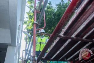 Rini Soemarno renovasi rumah karyawan Kementerian BUMN
