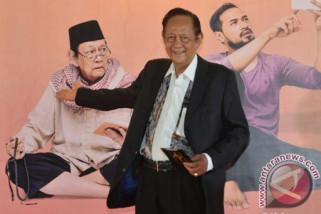 Aktor Deddy Sutomo meninggal dunia