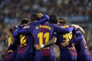 Barcelona cetak rekor baru di La Liga