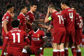 Liverpool ingin tebus kekalahan melawan Tottenham di Wembley