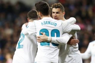 Madrid ancam posisi Atletico, klasemen La Liga