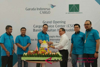 Garuda Indonesia resmikan cargo service center