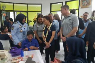 Putri Kerajaan Thailand kunjungi Lapas perempuan Tangerang