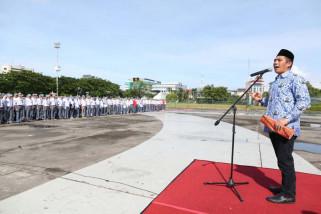 1.005 siswa se-Makassar ikut seleksi Paskibraka