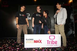 Tribe kerja sama Telkomsel luncurkan film miniseri
