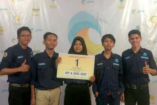 Mahasiswa Unhas juara ajang ocean di Surabaya