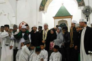 Wakapolri ziarah ke Makam Imam Lapeo