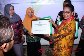 Menteri Yohana : Peran perempuan Sulbar sudah maju